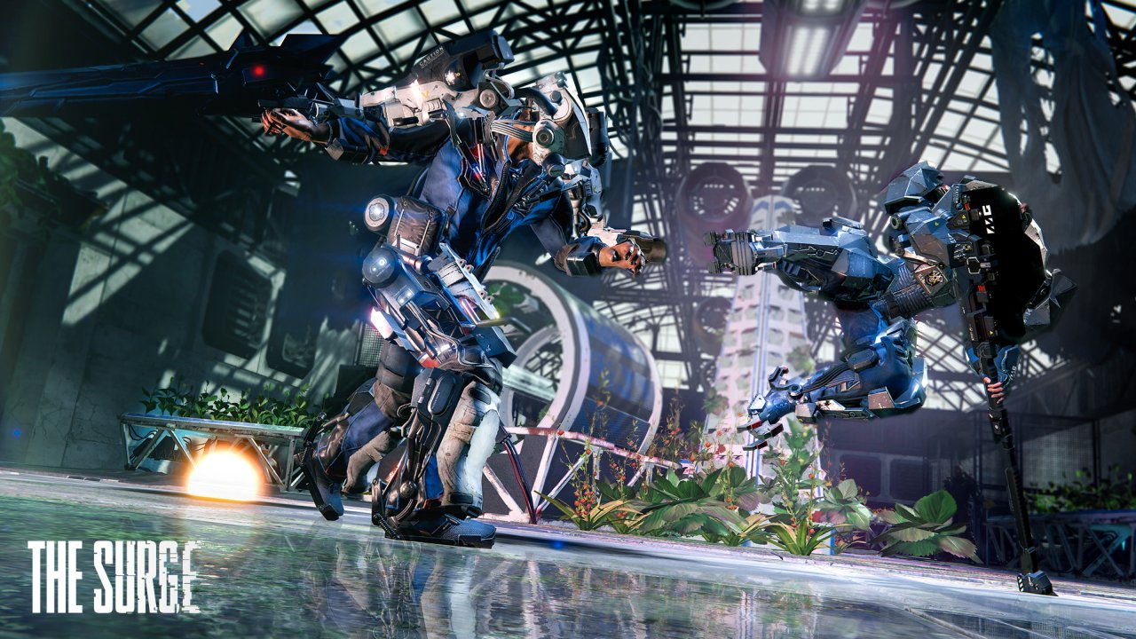 The Surge PC Game