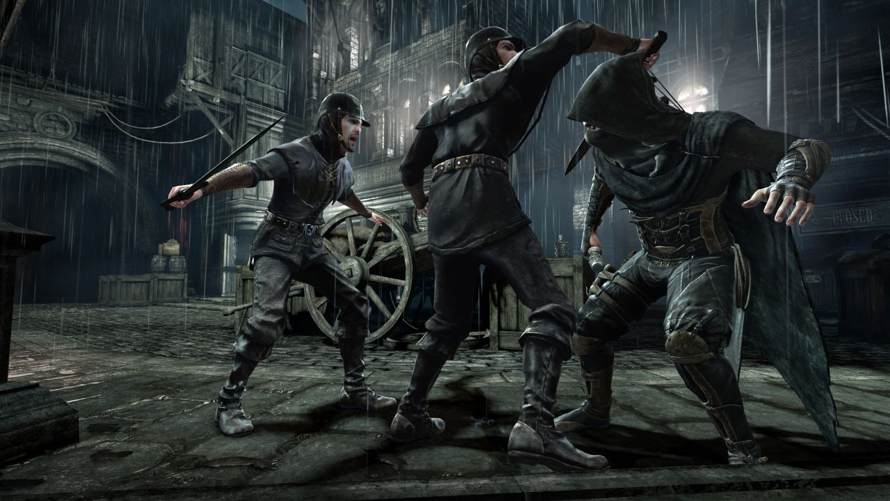 Thief 2014 game