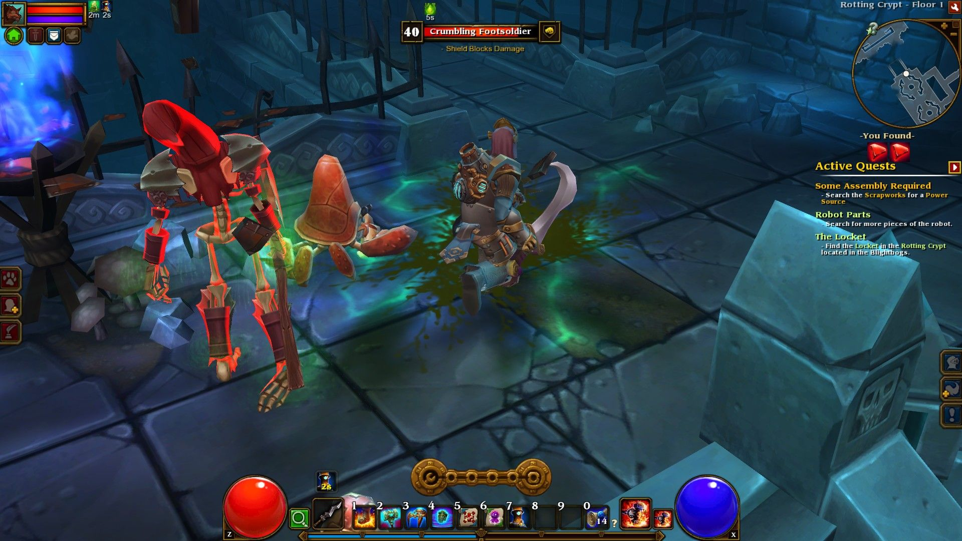 torchlight 2 screenshots image 10077 new game network. Black Bedroom Furniture Sets. Home Design Ideas