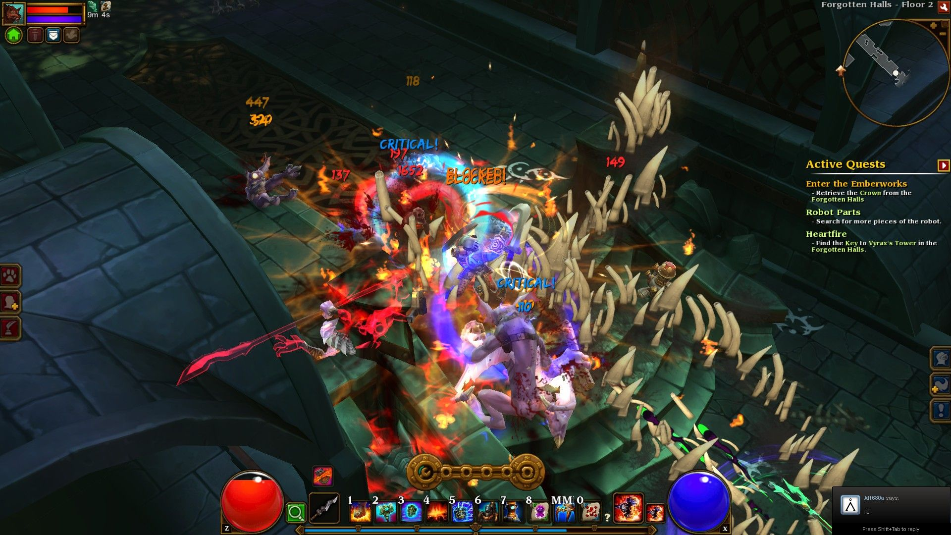 torchlight 2 screenshots image 10094 new game network. Black Bedroom Furniture Sets. Home Design Ideas