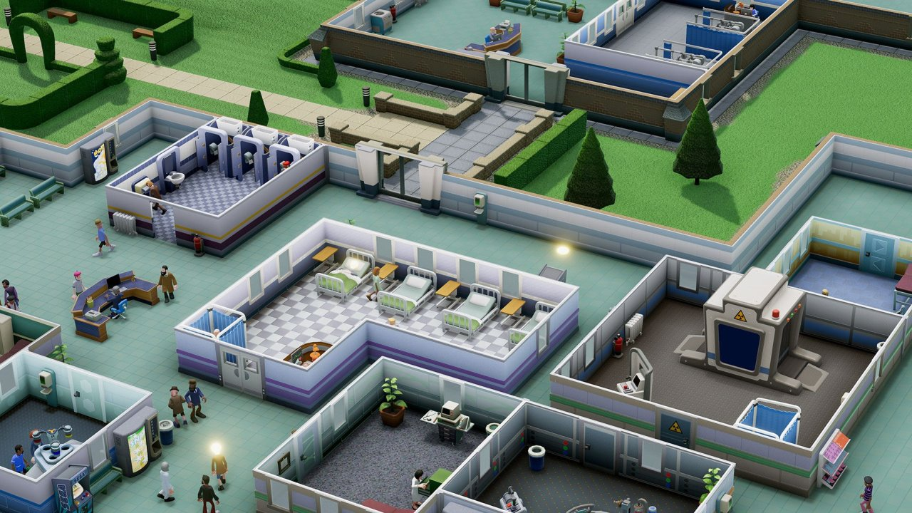 Two Point Hospital getting sandbox mode | PC News at New