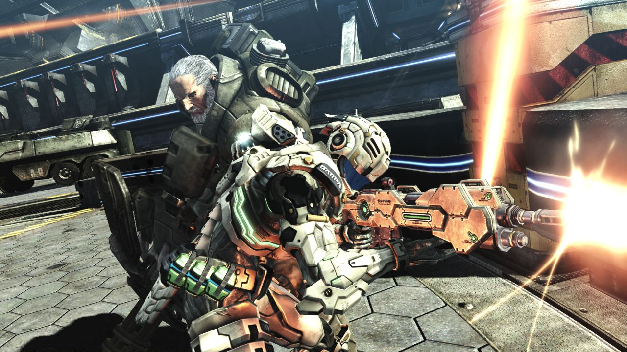 Vanquish coming to PC   PC News at New Game Network