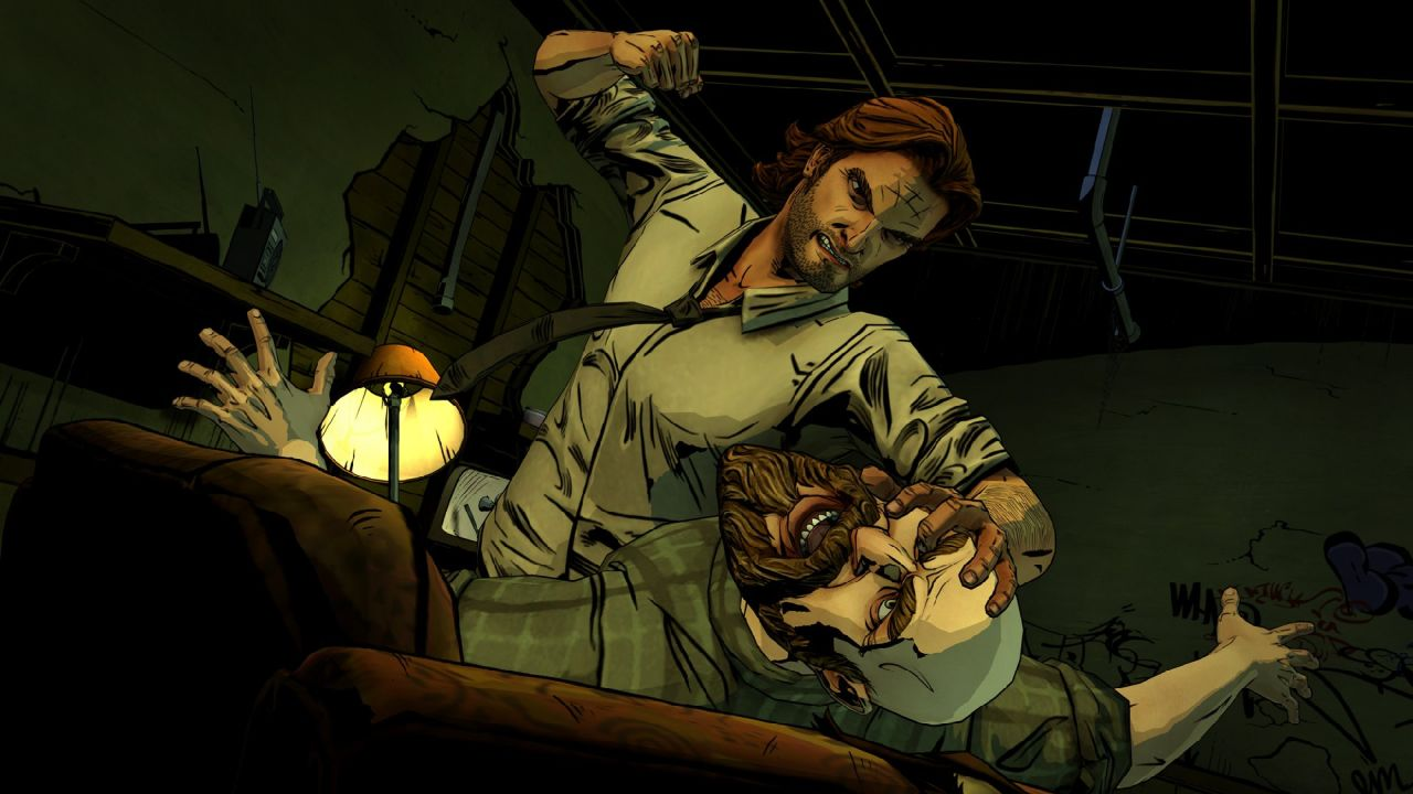 The Wolf Among Us: Season 1