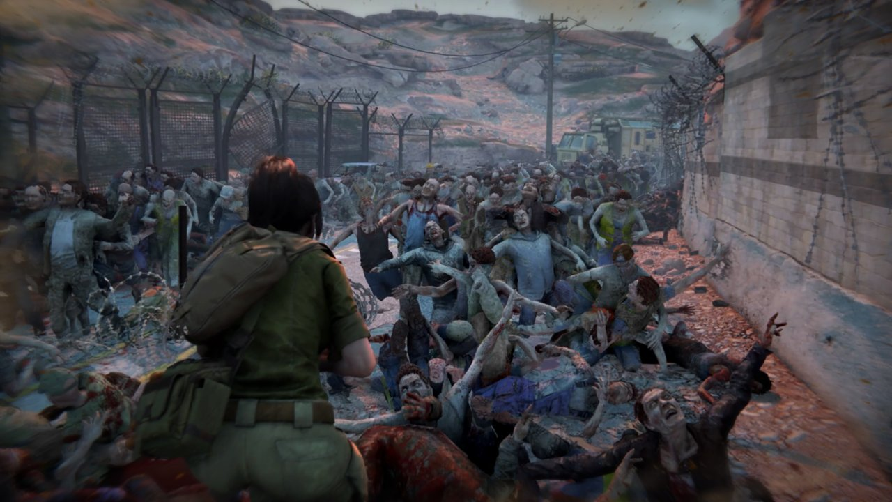 World War Z game