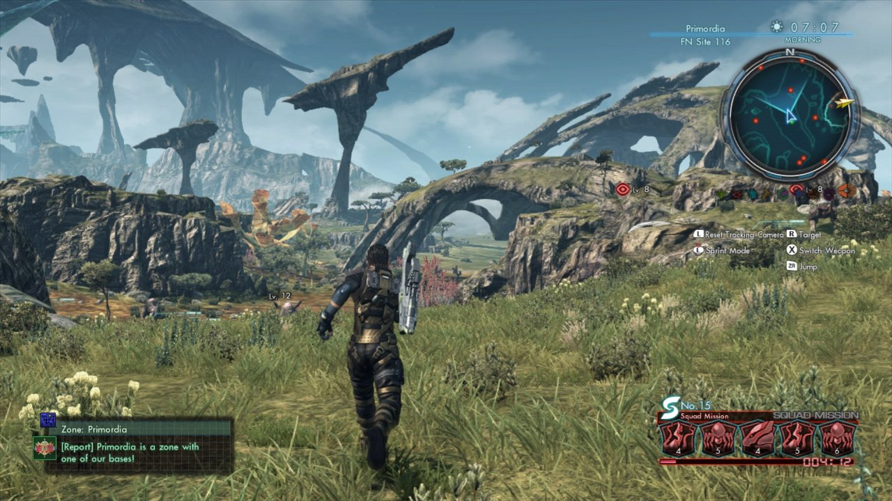 Xenoblade Chronicles X Screenshots - Image #18649 | New Game Network
