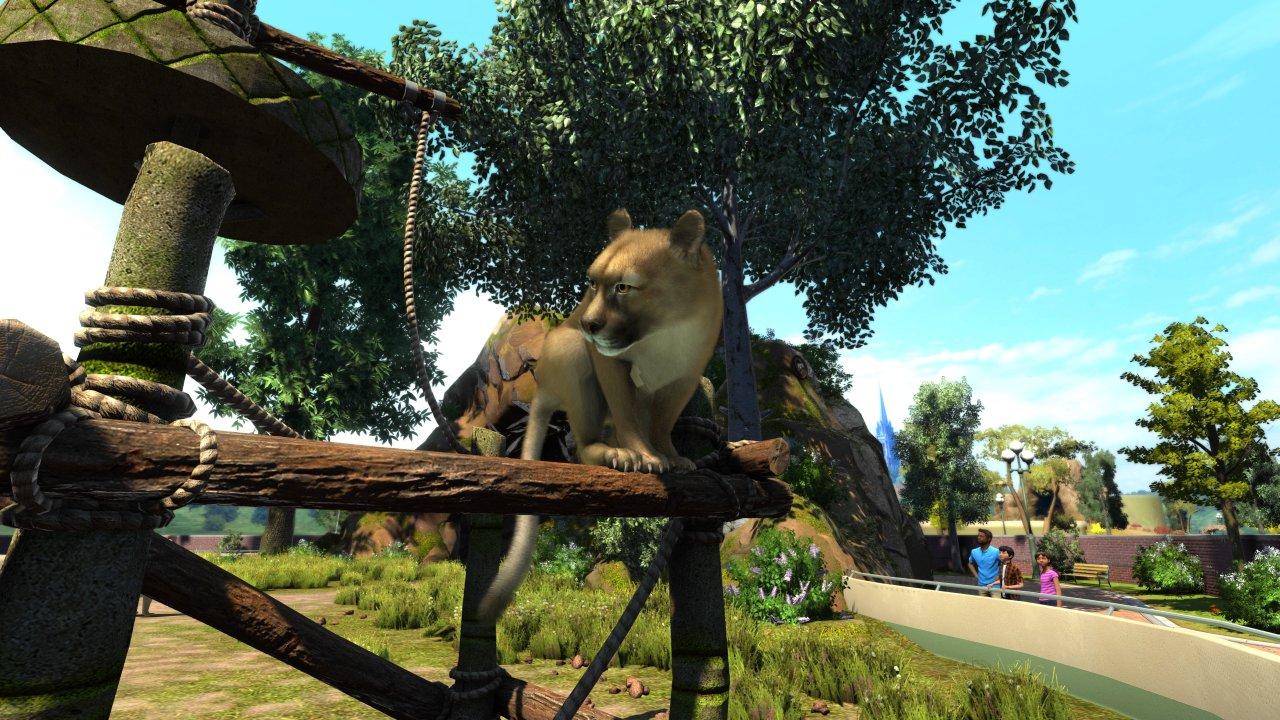 Zoo Tycoon: Ultimate Animal Collection Screenshots - Image