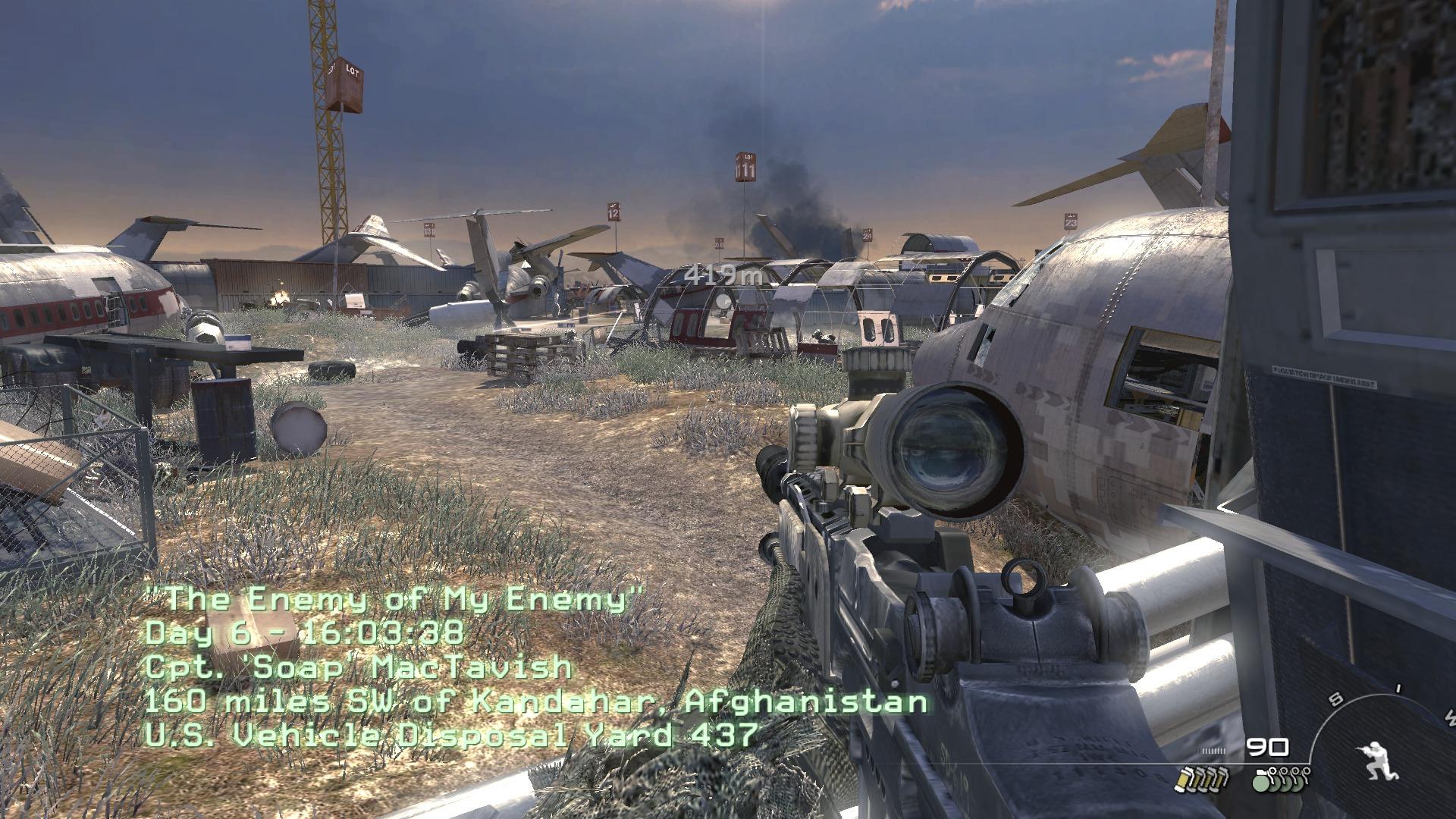 Call Of Duty Modern Warfare 2 Screenshots Image 874 New Game Network