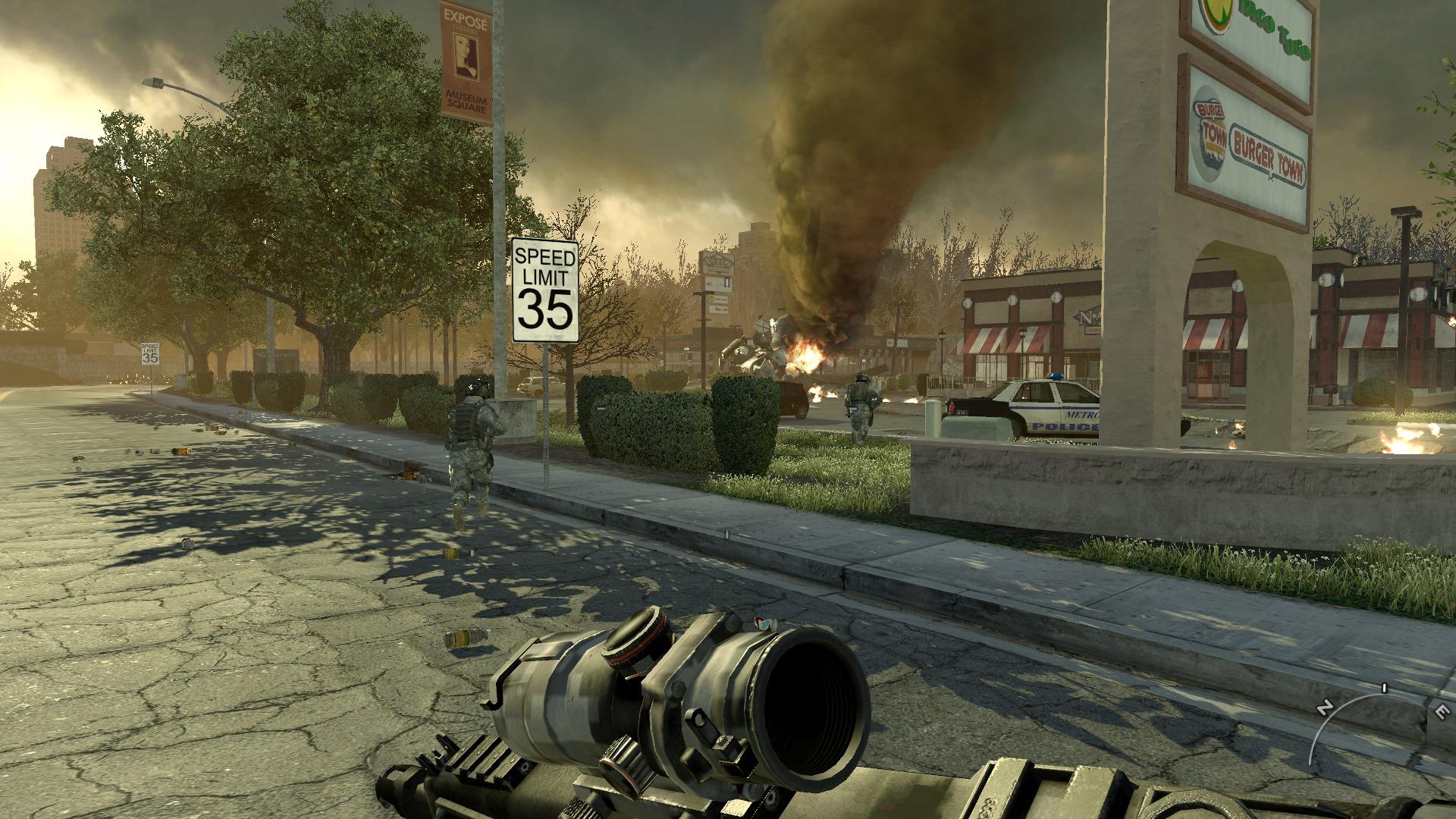 Call of Duty: Modern Warfare 2 Screenshots - Image #842