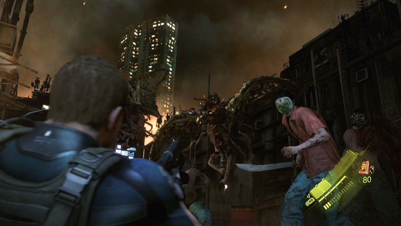 Resident Evil 6 Preview E3 2012 New Game Network
