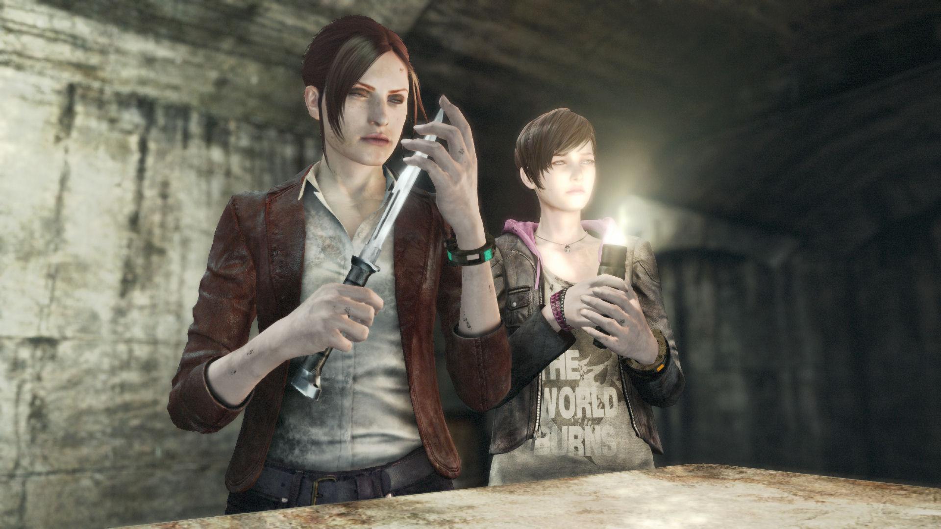 Resident Evil Revelations 2 Review New Game Network