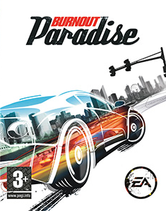 Burnout Paradise box art