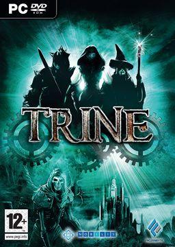 Trine box art
