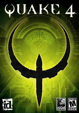Quake 4 box art