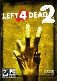 Left 4 Dead 2 box art