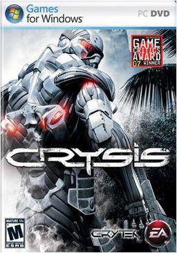 Crysis box art