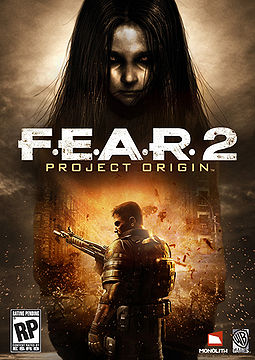 F.E.A.R. 2: Project Origin box art