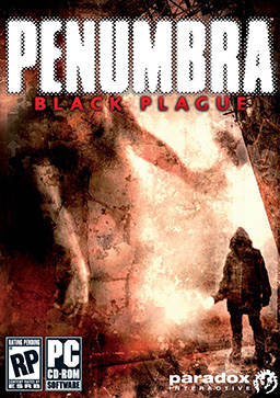 Penumbra: Black Plague box art