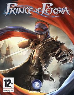 Prince of Persia (2008) box art