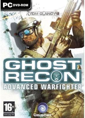 Ghost Recon Advanced Warfighter box art