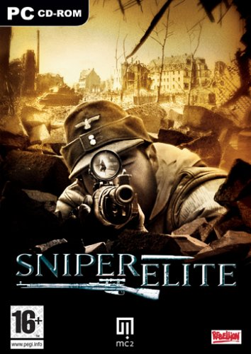 Sniper Elite box art