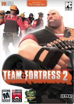 Team Fortress 2 box art