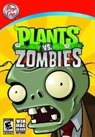 Plants vs Zombies box art