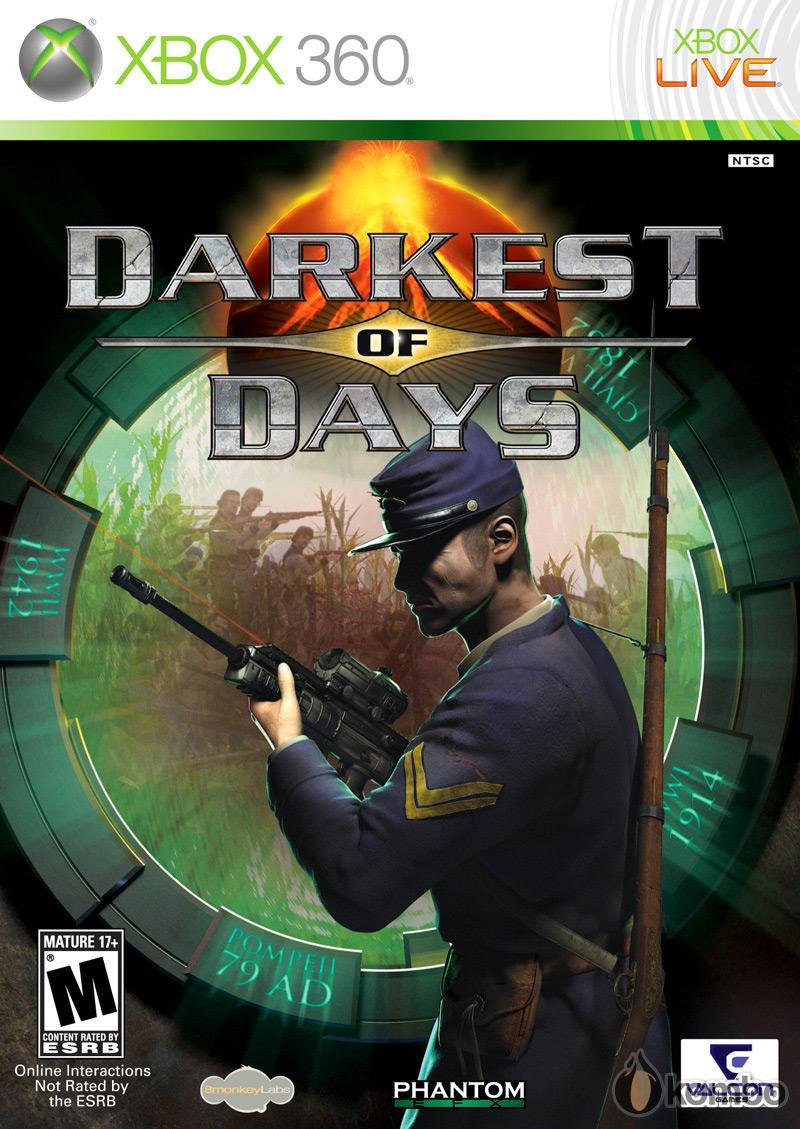 Darkest of Days box art