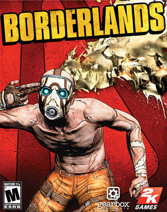 Borderlands box art