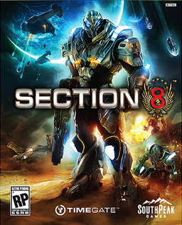 Section 8 box art