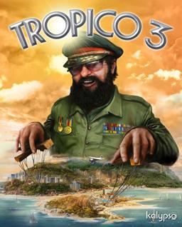 Tropico 3 box art