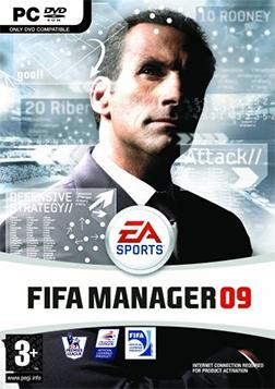 FIFA Manager 09 box art