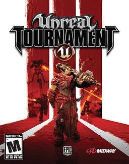 Unreal Tournament III box art