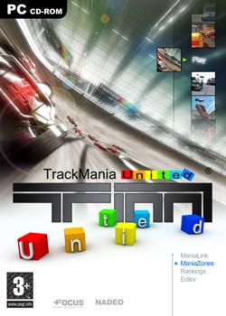 TrackMania United box art