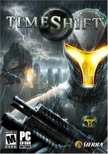 TimeShift box art