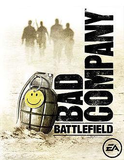 Battlefield: Bad Company box art