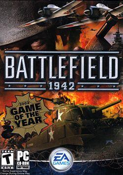 Battlefield 1942 box art