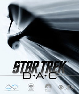 Star Trek DAC box art