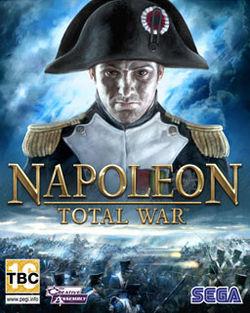 Napoleon: Total War box art