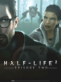 Half-Life 2: Episode Two box art