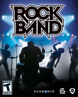 Rock Band box art