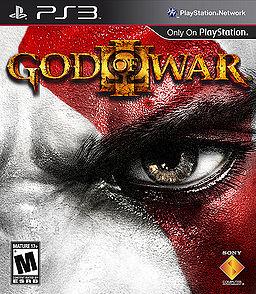 God of War III box art