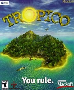 Tropico box art