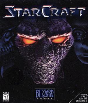 StarCraft box art