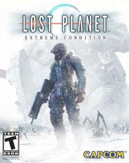 Lost Planet box art