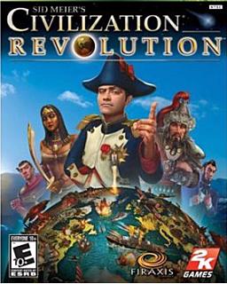 Civilization Revolution box art