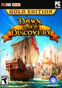 Dawn of Discovery box art