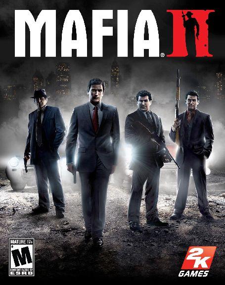 Mafia 2 box art