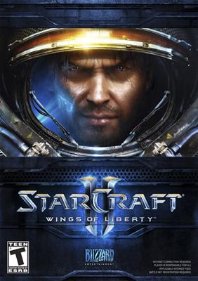 StarCraft 2: Wings of Liberty box art