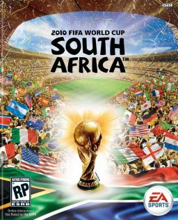 FIFA World Cup 2010 box art