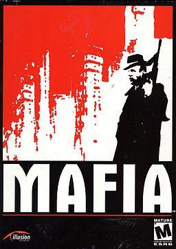 Mafia box art
